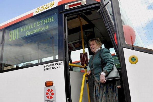 The bus to Austria