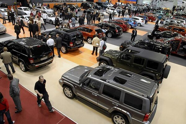 Autosalón attracts thousands of visitors every year.