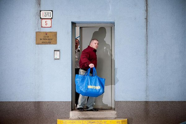 Richard H., charged with the murder of student Daniel Tupý, leaves prison on June 16.