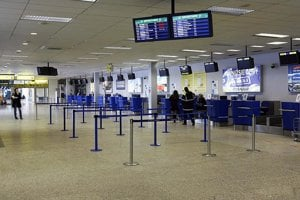 New airlines could revive business at Slovak airports.