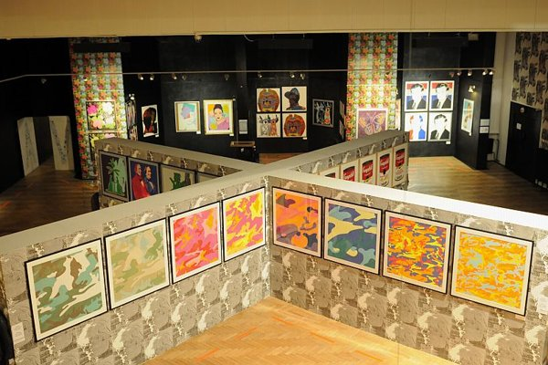 Medzilaborce's Andy Warhol Museum.