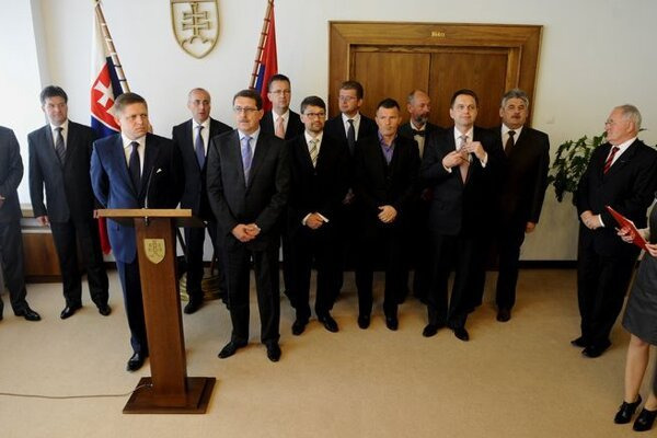 MPs adopted the Fico government's programme.