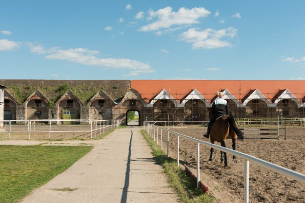 Baroque stud farm in Kopčany