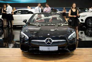 Mercedes-Benz SL 2016