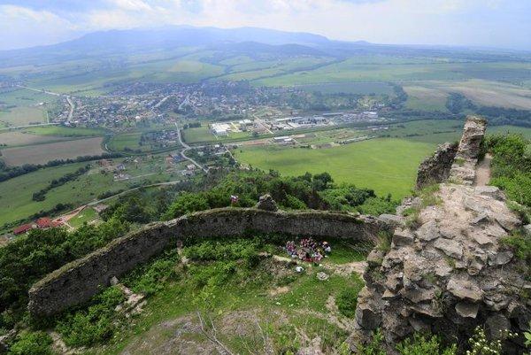 Kapušany Castle
