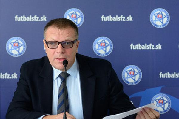 SFZ head Ján Kováčik