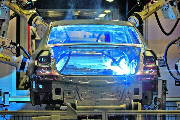 Car production in Slovakia broke records in 2011