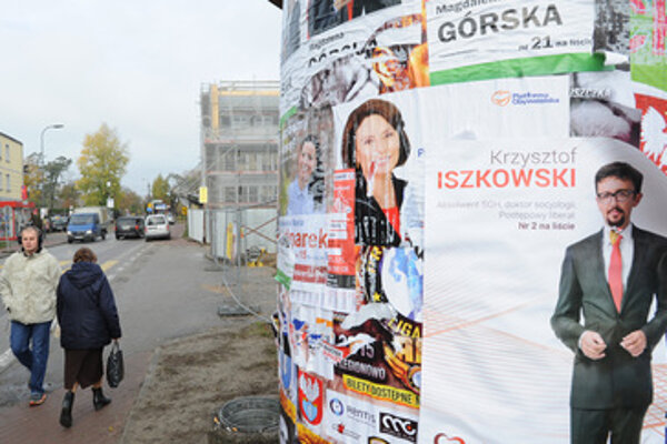 Poland will hold parliamentary elections on October 25.