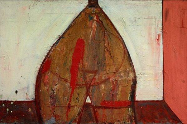 Večnosť / Eternity, Milan Paštéka, 1966.