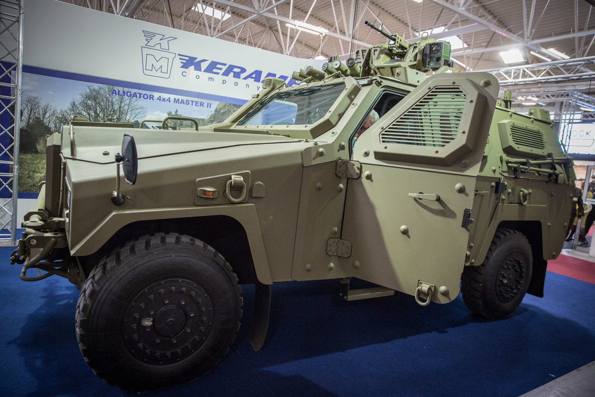 Army to buy new armoured vehicles