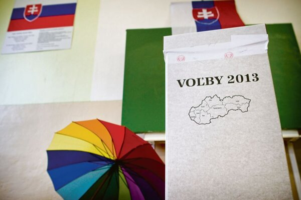 The elections yielded colourful results.