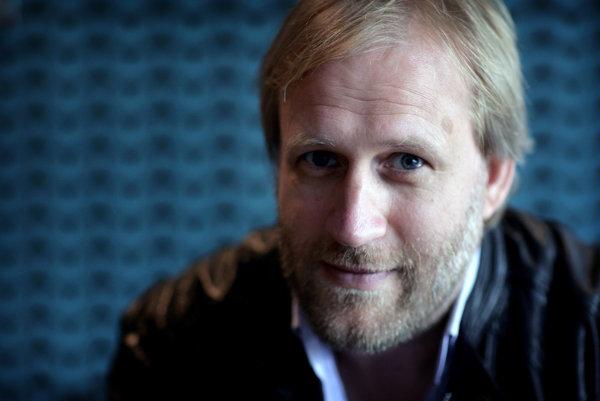 Director Peter Bebjak.