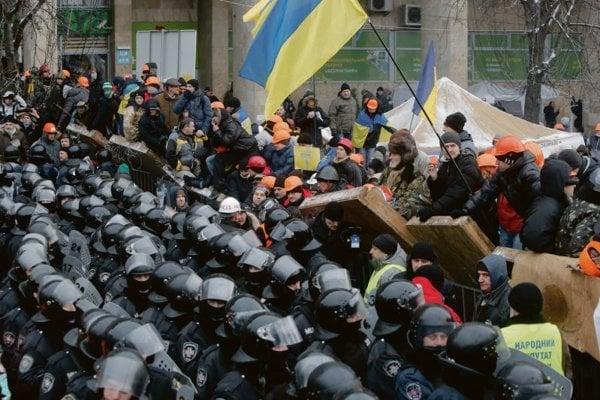 Ukraine today.