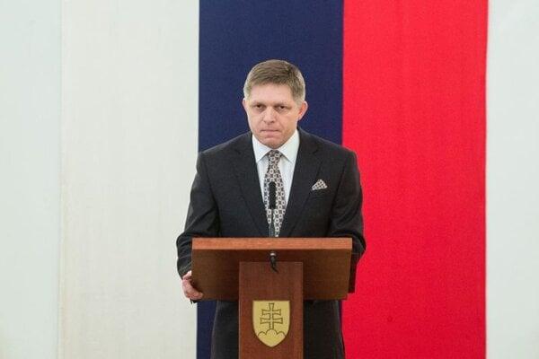 Prime Minister Robert Fico