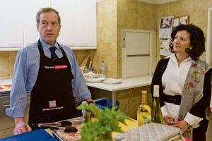 French Ambassador Didier Lopinot and his wife Elisabeth Lopinot selected recipes with history.
