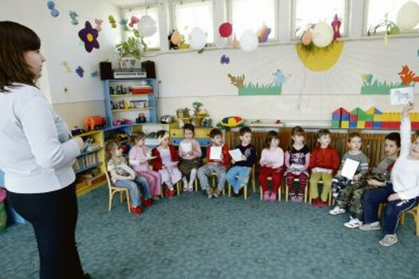 Many children start learning English at an early age.