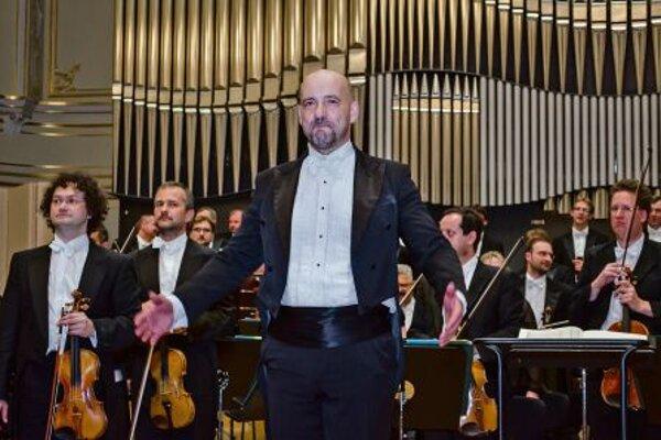 Chief conductor Emmanuel Villaume
