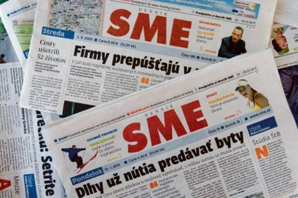 The media market in Slovakia is changing.