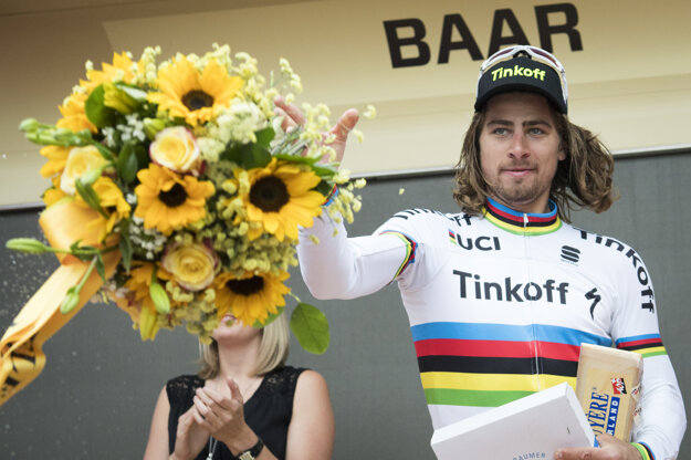 Victorious Sagan at the 2nd stage of Tour de Suisse