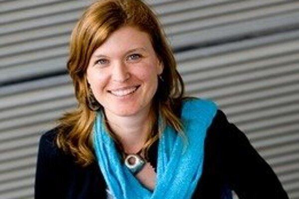 Fair-play Alliance programme director Zuzana Wienk
