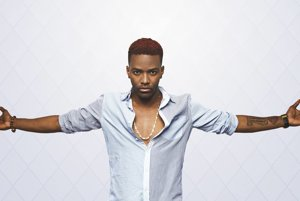 Konshens from Jamaica
