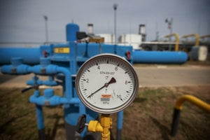 Gas infrastructure set is to expand.