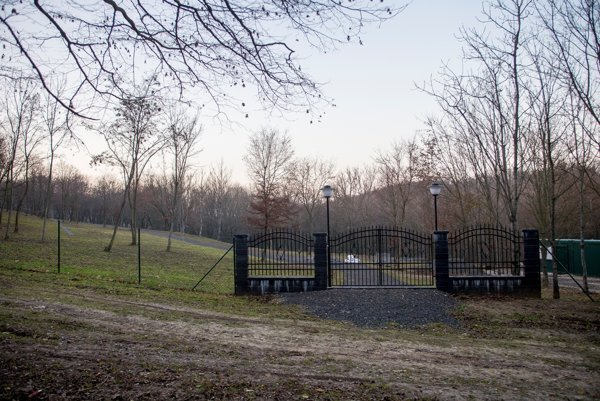 The Borievka pet cemetery in Dúbravka is preparing to open in spring.