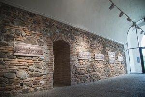The Lapidarium now shocases the Secret Prints from St Anton Museum.