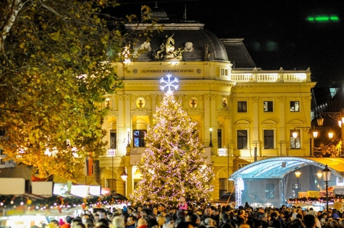 The Guardian  Bratislava Christmas markets are better than the ... 3302262bb15