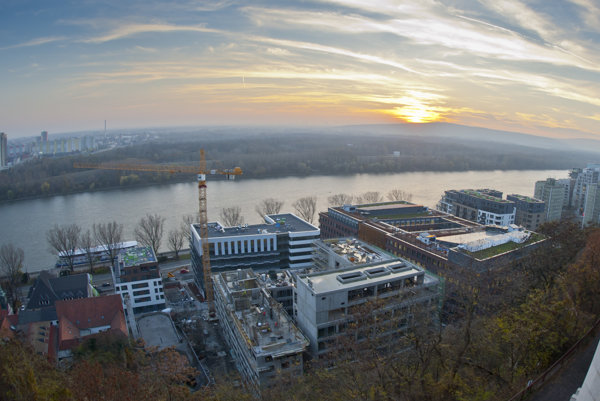 Bratislava plans to collect real estate development fee.