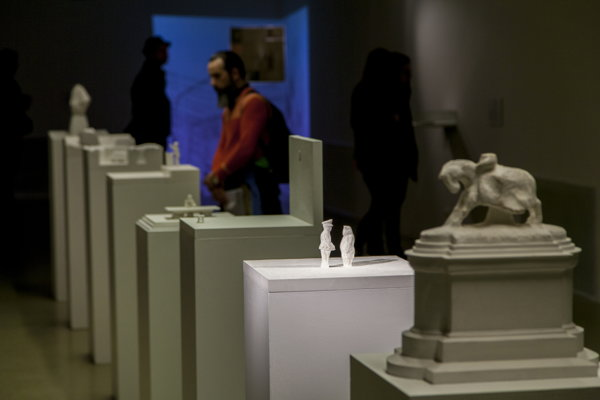 Look What Is Back / The Slovak State in Contemporary Art exhibition in Kunsthalle Bratislava