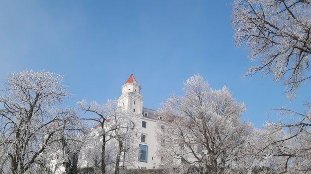 The monumental Bratislava Castle – described by some as resembling a table turned upside down – has been dominating the city's skyline for centuries. Built at the top of an 85m-high hill, where it enjoys a key strategic location peering over the Danube, the castle has experienced heydays and periods of decline, all of which have contributed to its current appearance.