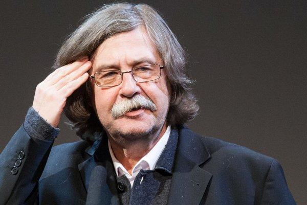 Slovak composer Vladimír Godár