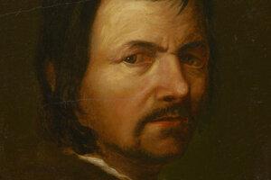 Ján Kupecký - Self-portrait; 1690 – 1700