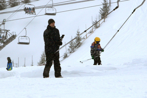 Skiing was the bait to lure doctors to the symposium.
