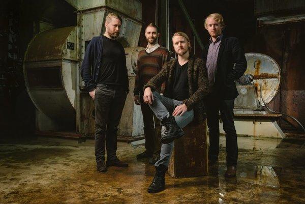 Icelandic band Árstíðir will perform within the Moonride Scandi festival in Tabačka KulturFabrik in Košice.