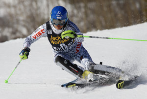Veronika Velez-Zuzulová ended fourth in Aspen