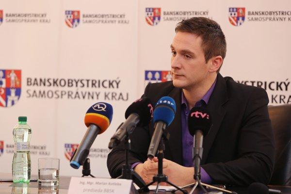Milan Uhrík of ĽSNS