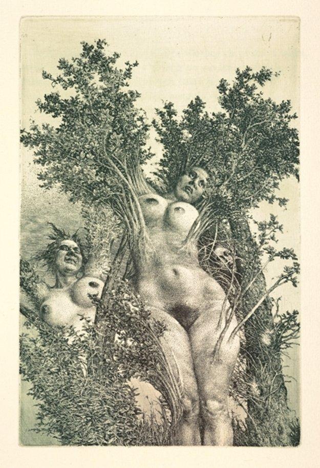 Albín Brunovský: The Tale of Orpheus V