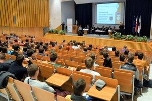 Technical University Košice, illustrative stock photo