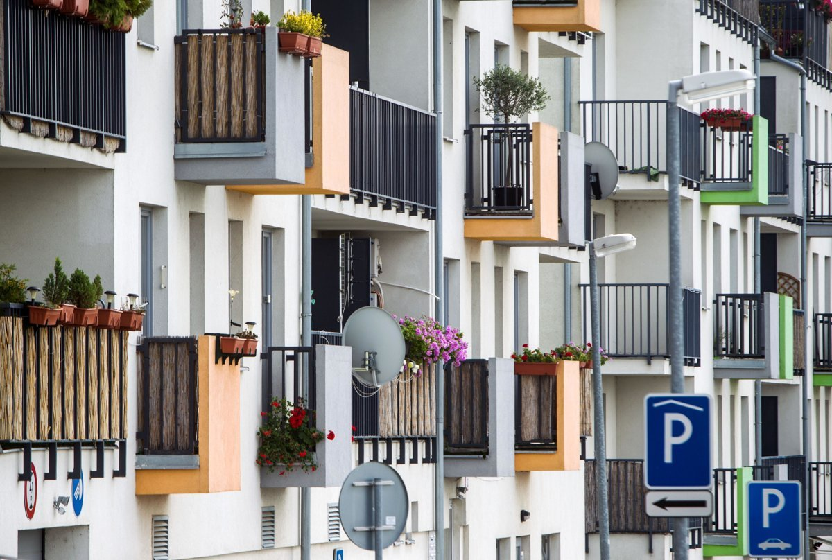 Rent is dropping in Slovakia. Has the Airbnb bubble burst?
