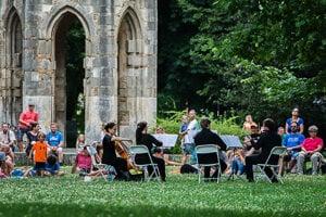 Classical concerts in the Janka Kráľa park, Viva Musica-Hudba v/šade (Music in the Park/Everywhere)