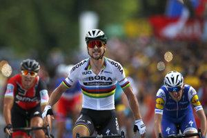 Slovak cyclist Peter Sagan is popular in Belgium.