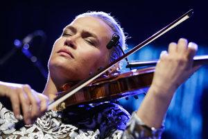 Norwegian violin virtuoso Mari Samuelsen