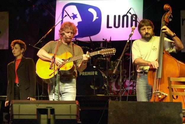 Nezmaři at previous Lodenica Piešťany festival.