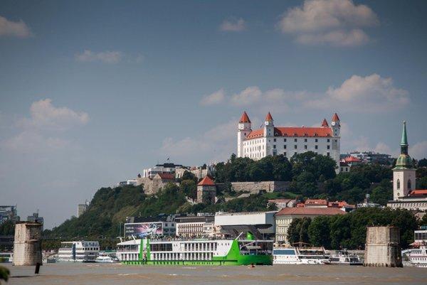 Bratislava houses several shared service centres.