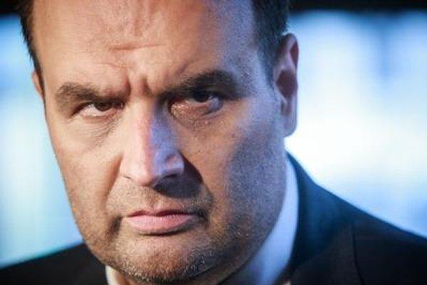 SDKÚ party chairman Pavol Frešo