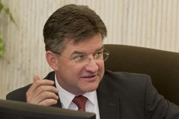 Foreign and European Affairs Minister Miroslav Lajčák