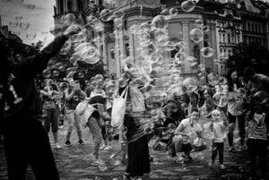 Andrej Belovežčík: Prague - Old-Town Square, Grand Prix 2017