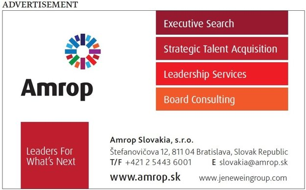 Amrop - Leaders For What's Next